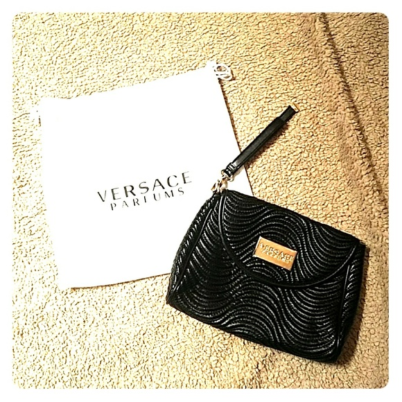 Versace Bags   Limited Edition Parfums Wristlet   Poshmark 4283bb9492